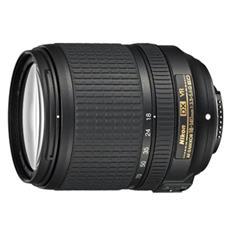 AF-S DX NIKKOR 18-140 f / 3.5-5.6G ED VR, SLR, 17/12, Zoom standard, D, Nero, Bayonet