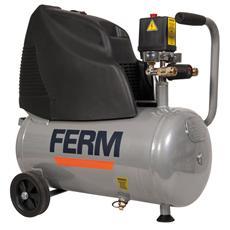 Compressore 1100W 1,5 Hp - Velocità 2850 Giri / Min - Capacità Serbatoio 24L - Pressione 0-8 Bar