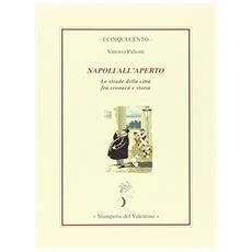Napoli all'aperto. Le strade della citt� fra cronaca e storia
