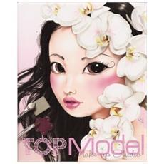 New set up make-up creativo top model
