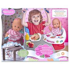Bambola Nenuco Mangia con Me
