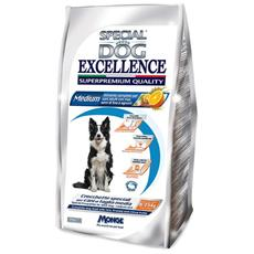 Special Dog Excellence Cane Taglia Media, Alimento Completo Kg. 3