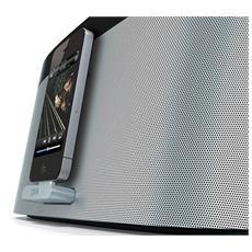 AirZone Series 1, iPad, iPhone, iPod, FM, Manopola, AC, iPad iPad 2 iPhone 3GS iPhone 4 iPod touch, 334 x 192 x 178 mm