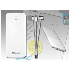 51515W, Polimeri di litio (LiPo) , USB, Bianco, USB, Plastica, Universale