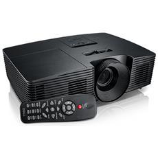 P318S Proiettore desktop 3200ANSI lumen DLP SVGA (800x600) Compatibilità 3D Nero videoproiettore