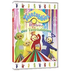 Dvd Teletubbies - Il Circo Dei Teletubb.