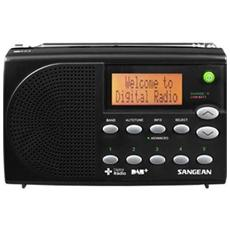 "DPR-65, Portatile, DAB+, FM, 87.5 - 108 MHz, 5,08 cm (2"") , LCD, Arancione"