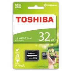 MicroSDHC da 32GB High Speed Standard Class 4