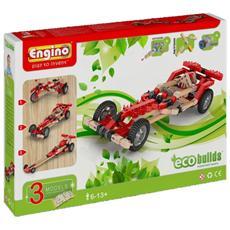 Inventor Eco Friendly Motorized Racers Gioco Di Costruzioni 02495