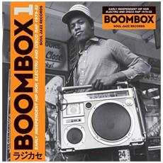 Boombox (2 Cd)