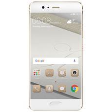 """P10 Oro 64 GB 4G / LTE Display 5.1"""" Full HD Slot Micro SD Fotocamera 20 Mpx Android Italia"""