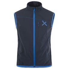 Run Power Vest Gilet Outdoor Uomo Taglia S