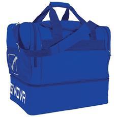 Borsa Big 10 Givova Di Colore Azzurro Misura 52x35x48 Cm