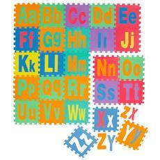 Tappeto Puzzle Per Bambini Morbido Tappetino Gioco Neonati Lettere