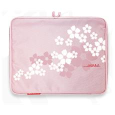 "TWAIN 15"" - pale pink 15"" Custodia a tasca Rosa"