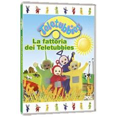 Dvd Teletubbies - La Fattoria Dei Telet.