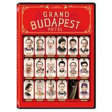 Dvd Grand Budapest Hotel