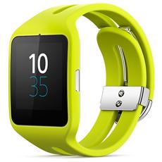 SONY - Smartwatch SWR50 3 Resistente all'acqua IP68 Display 1.6