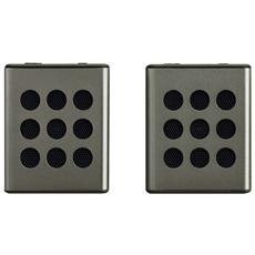 Speaker Wireless Bluetooth BTP-200BK Colore Grigio