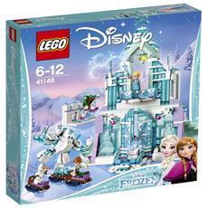 41148 Il Magico Castello Di Ghiaccio Di Elsa