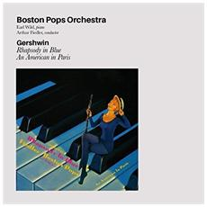 Gershwin - Rhapsody In Blue / An American In Paris - Boston Pops Orchestra