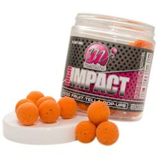 Boilies High Impact Pop Ups 50/50 Fruit-tella 15 Mm Rosso Unica