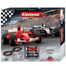 Evolution - Gran Prix - Megatrack Scala 1:24 - Ferrari Scala 1:32 - 4,5 M