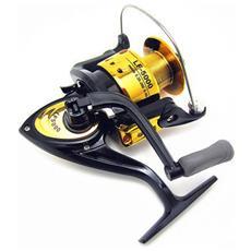 Mulinello Da Pesca Lf-5000 Recupero 4.7:1 Con Frizione Anteriore 3 Cuscinetti