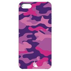 COVER ARMY VIOLET iPhone 5/5S / SE