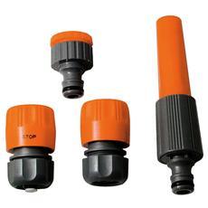 Set lancia per tubo per irrigazione con accessori Papillon