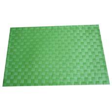 Tovaglietta Colazione Colore Verde 45x30 cm