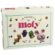 Mofy. Valigetta. Con gadget