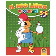 Mio Libro Da Colorare (Il) #04