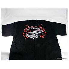 G0103302 T-shirt Traibal Xl / l Manica Corta Modellino