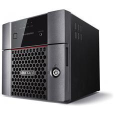 NAS Terastation 3210DN 2 Slot Hard Disk (2 Hard Disk da 4 TB installati) Interfacce 2 x Ethernet 1000Base-T - RJ-45 / 2 x USB 3.0