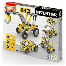 Inventor Mezzi Di Lavoro 16 In Uno Gioco Di Costruzioni 02488