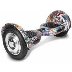 10 Pollici Hoverboard Smart Balance Monopattino Elettrico Pedana Scooter Bluetooth Due Ruote Con Lithium Batteria Caizimu