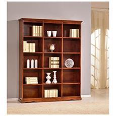 Libreria A Giorno In Arte Povera Da L156 P38 H205