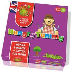 Grow Your English Hungry Tummy Creativamente Impara L'inglese Dai 3 Anni