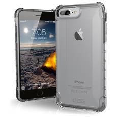 Cover Antiurto Plyo per iPhone 6s / 7 Plus colore Trasparente