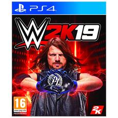 PS4 - WWE 2K19 - Day one: 09/10/18
