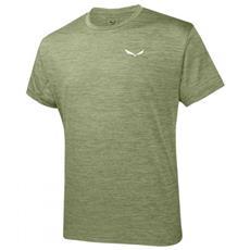 Puez Melange Dry M S / s Tee T-shirt Outdoor Uomo Taglia S