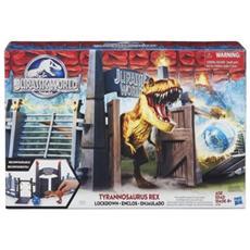 Jurassic World Tyrannosaurus, Ragazzo / Ragazza, Multicolore