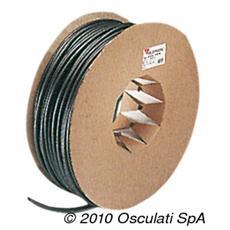 Guaina protezione per cavi 4 mm