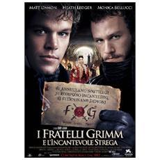 Dvd Fratelli Grimm E L'incant. Strega (i)