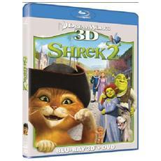 Brd Shrek 2 (3. D+dvd)