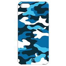 Cover Army per iPhone5/5s - Colore Blu