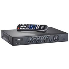 Videoregistratore Digitale A 4 Canali Con Usb E Lan, Audio, Con Processore Ti Davinci (con Codec H. 264 Di Tecnologia Proprietaria) , 4cif.