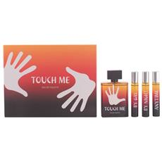 Touch Me Lote 4 Pz