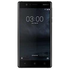 """3 Nero 16 GB 4G / LTE Display 5"""" HD Slot Micro SD Fotocamera 8 Mpx Android Tim Italia"""